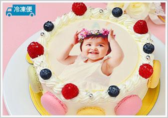 シェリーブランの誕生日ケーキ