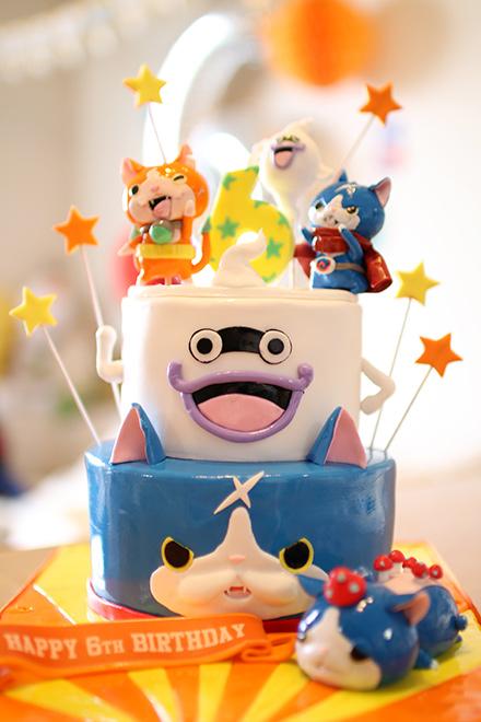 Birthday Cake Yokai Watch