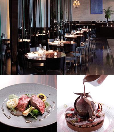sky(スカイ)/三井ガーデンホテル銀座プレミア 銀座/イタリアン 卒業祝いに人気のレストランでディナー