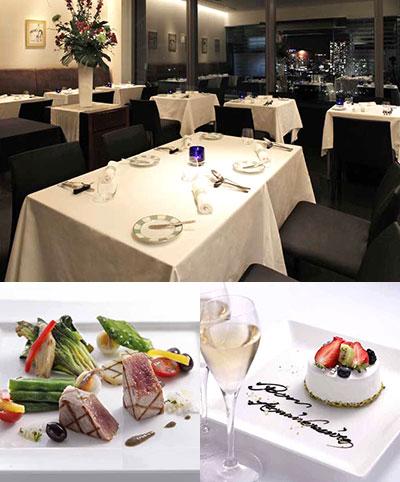 タテル ヨシノ ビズ/パークホテル東京(汐留/フレンチ) 誕生日に人気のレストラン