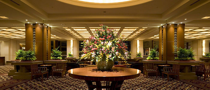 帝国ホテル 大阪/ロビー写真
