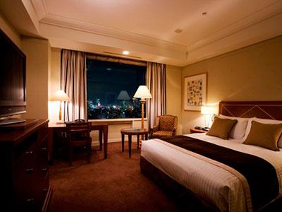 帝国ホテル 大阪/客室内の写真