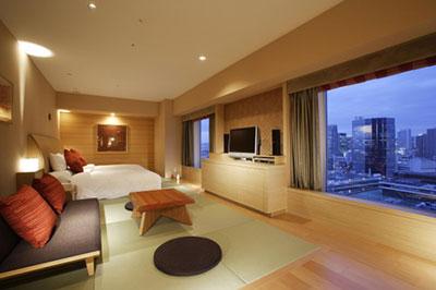 リーガロイヤルホテル/客室内写真