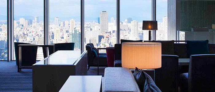 大阪マリオット都ホテル/ロビー写真