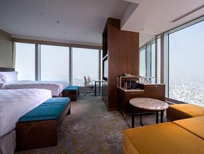 大阪マリオット都ホテル/客室内写真