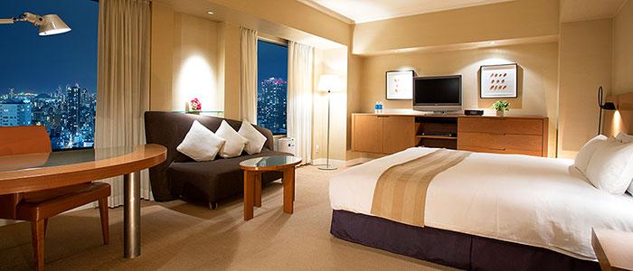 ホテル日航大阪/客室内写真