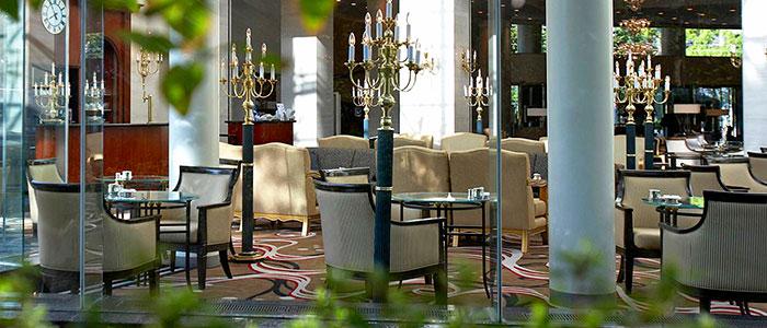 ウェスティンホテル大阪/ロビー写真