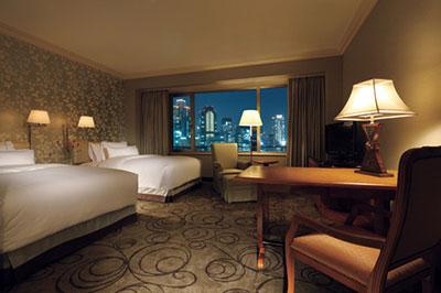 ウェスティンホテル大阪/客室内写真