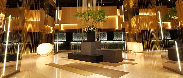 ANAクラウンプラザホテル大阪/ロビー写真
