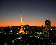 東京タワービュー確約!