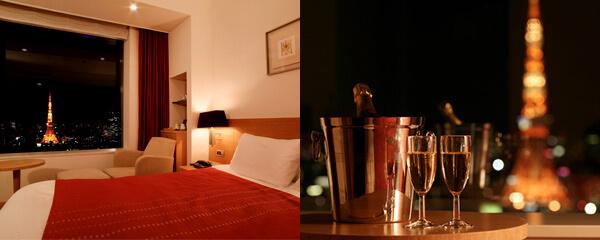 パークホテル東京 彼氏の誕生日祝いに人気のホテルランキング