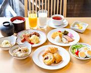 朝食付き&12時チェックアウト
