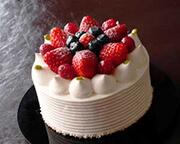 ホールケーキ付き