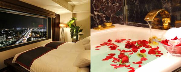 浦安ブライトンホテル東京ベイ 彼氏の誕生日祝いに人気のホテルランキング