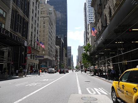 ニューヨーク 風景 海外旅行ランキング