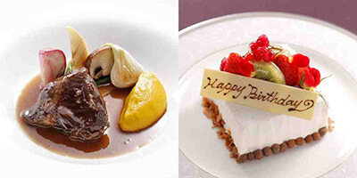 TENQOO/ホテルメトロポリタン丸の内 彼女の誕生日祝いに人気のレストランランキング