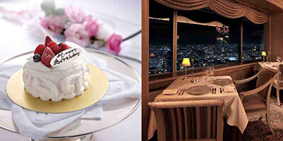 フレンチレストラン ル シエール/横浜ロイヤルパークホテル 彼女の誕生日祝いに人気のレストランランキング
