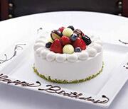 誕生日特典  彼氏の誕生日祝いに人気のレストランランキング