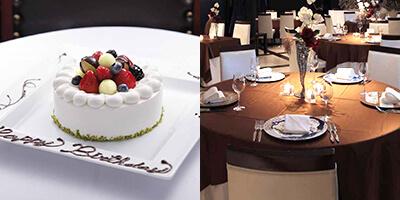 Restaurant GARNIER ホールケーキ付き♪アニバーサリープラン 彼氏の誕生日祝いに人気のレストランランキング