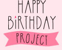 Happy Birthday Project
