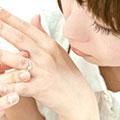 彼女の指輪のサイズをこっそり調べる方法