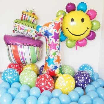 Balloon packege