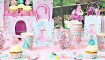 プリンセスのパーティー演出セット