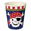 海賊 パイレーツ 紙コップ ペーパーカップ