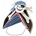 Meri Meri  Ahoy There Pirate パイレーツ 海賊 パーティハット 8個