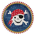 海賊 パイレーツ 紙皿