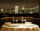 テラス オン・ザ・ベイ 誕生日にオススメのレストラン 東京ベイエリア