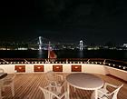 クリスタル ヨット クラブ 誕生日にオススメのレストラン 東京ベイエリア