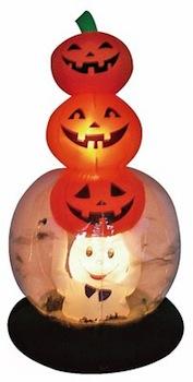 ハロウィンイメージ画像 かぼちゃ おばけ