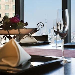 花山椒/パークホテル東京 スカイツリーが見えるレストラン
