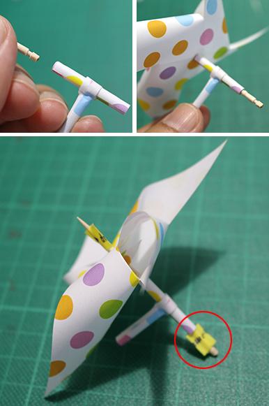 すべての折り紙 折り紙 風車 作り方 : よく回る!風車ピックの作り方 ...