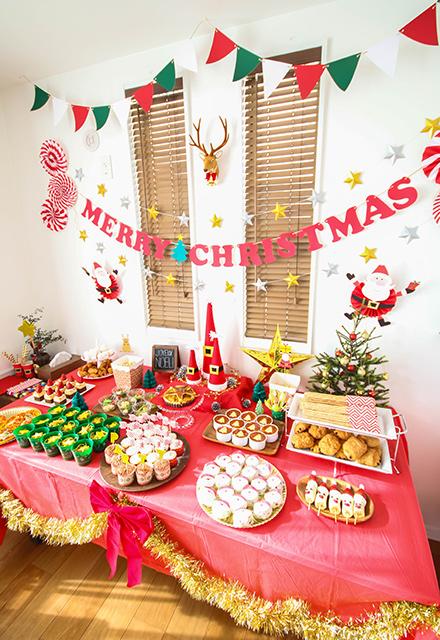 2015年クリスマスのパーティー演出アイデア&アクティビティ Happy Birthday Project
