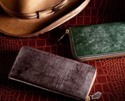 最高級皮革を使用したココマイスターの極上財布 彼氏の誕生日プレゼント