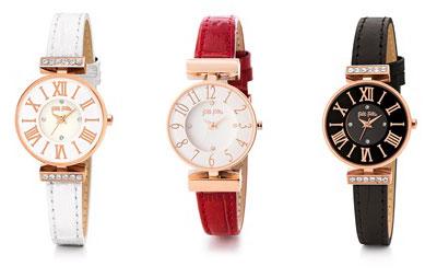 フォリフォリの腕時計 彼女の誕生日プレゼント