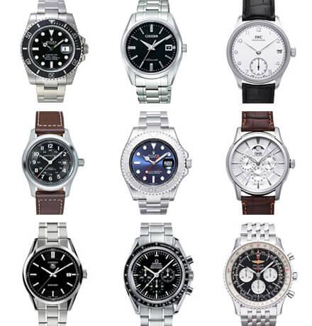 男が欲しがる!鉄板ブランドの高級腕時計 二十歳の誕生日プレゼント 成人の日のプレゼント