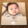 フォトブックサービスの老舗「MyBook」で子供のファーストアルバムを作ってみた
