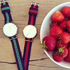 人気のダニエルウェリントンの腕時計がカップルに選ばれてるワケ