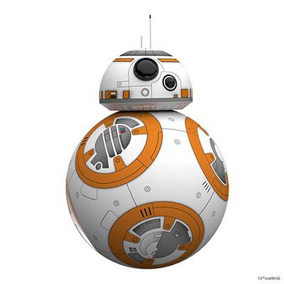 スター・ウォーズ BB-8(TM) The App-Enabled Droid by Sphero 子供の男の子の誕生日プレゼント