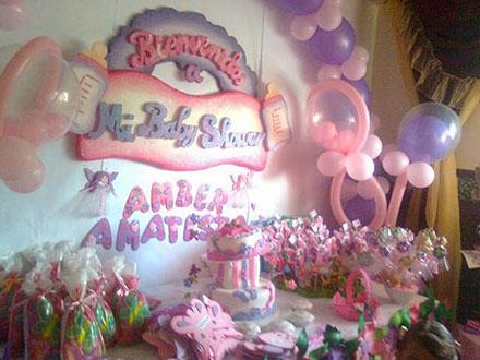 Happy birthday project - Organizar baby shower nino ...