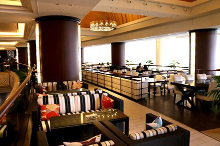 シェラトン・グランデ・トーキョーベイ・ホテル カフェ