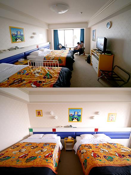 シェラトン・グランデ・トーキョーベイ・ホテル 8階 トレジャーズルーム