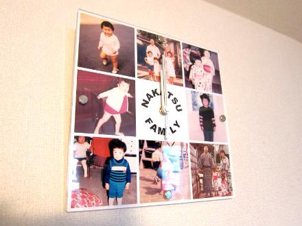 家族との懐かしい思い出写真で作る感動ギフト お母さんが喜ぶプレゼント