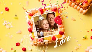 写真ケーキでお祝い!〜ケーキに好きな写真がプリントできる!