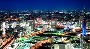 夜景が綺麗なホテルランキング