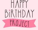 Happy Birthday Project