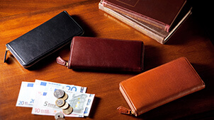 彼氏プレゼントの定番!男の長財布